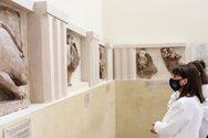 Τους Δελφούς επισκέφθηκε η Πρόεδρος της Δημοκρατίας, Κατερίνα Σακελλαροπούλου