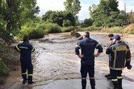 Θεσσαλονίκη - Κακοκαιρία: Άνδρας εντοπίστηκε χωρίς τις αισθήσεις του - Το όχημά του παρασύρθηκε από τα νερά