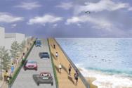 Πάτρα: Δήμος και Περιφέρεια συμπράττουν για την αποκατάσταση και προστασία της παράκτιας περιοχής Ρίου - Αγίου Βασιλείου