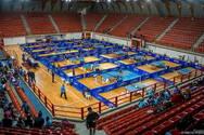 Πάτρα: Όλα έτοιμα για τη διεξαγωγή του Πανελληνίου Πρωταθλήματος Επιτραπέζιας Αντισφαίρισης Παίδων - Κορασίδων