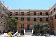 Τι γίνεται με τις εργασίες στο κτίριο του Παλαιού Αρσάκειου στην καρδιά της Πάτρας;