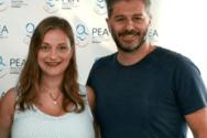 Αλέξανδρος Μπουρδούμης & Λένα Δροσάκη: Βάφτισαν τον γιο τους στην Πάτρα - Οι πρώτες φωτογραφίες