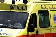 Πάτρα: Άτομο έπεσε στο έδαφος στην Εγλυκάδα - Είναι τραυματισμένος