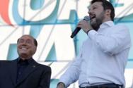 Μπερλουσκόνι - Σαλβίνι ενώνουν τις δυνάμεις τους στην Ιταλία