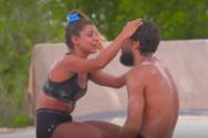 Survivor: O Σάκης «έλιωσε» τη Μαριαλένα - «Είσαι όλη μου η ζωή»