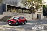 Mazda CX-30: Κέρδισε τον τίτλο «Wertmeister 2021»