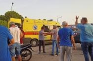 Αγρίνιο: Στο νοσοκομείο ντελιβεράς μετά από τροχαίο