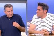 Γιώργος Λιάγκας: Επικός διάλογος με Ουγγαρέζο (video)