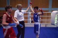 Στο πανευρωπαϊκό πρωτάθλημα πυγμαχίας παίδων ο Γιώργος Πλέας της ΠΓΕ