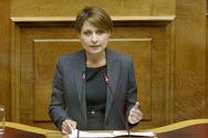 Χρ. Αλεξοπούλου: Συλλυπητήρια για τον θάνατο της Ελένης Ράγιου