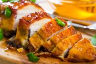 Μαγειρέψτε κοτόπουλο με μέλι