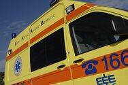Πάτρα: Τροχαίο με δύο τραυματίες στη διασταύρωση Αυστραλίας και Κανελλοπούλου