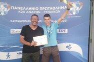 Στίβος: 13 μετάλλια από τους Αχαιούς αθλητές στο πανελλήνιο εφήβων - νεανίδων (φωτο)