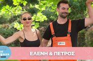 Ελένη Φουρέιρα: Εθελόντρια για τα αδέσποτα της Save A Greek Stray