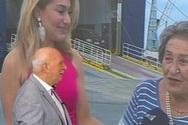 Άφωνος ο Γιώργος Παπαδάκης - Βρήκαν τη μητέρα του Ρέμου στο πλοίο (video)