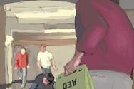 σπιράλ: Συζητάμε για τους απινιδωτές στην Πάτρα