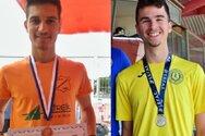 Στίβος: Με δύο Αχαιούς η Εθνική στο ευρωπαϊκό πρωτάθλημα Κ20 στο Ταλίν