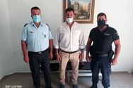 Νέοι κάδοι απορριμμάτων στο συνοικισμό των Ρομά στην Κάτω Αχαΐα