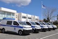 Τριάντα δύο νέα περιπολικά από την Ολυμπία Οδό στην Ελληνική Αστυνομία