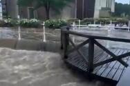 Καταστροφικές πλημμύρες στη Γερμανία: Τέσσερις νεκροί από την κατάρρευση σπιτιών
