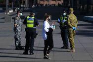 Αυστραλία: Σε πενθήμερο lockdown η Βικτόρια λόγω μετάλλαξης Δέλτα