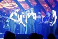 Η Πάτρα αποθέωσε την Πάολα - Κέφι, τραγούδι και... έλεγχοι (pics+video)