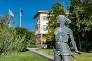 Πανεπιστήμιο Πατρών - Μνημόνιο συνεργασίας μεταξύ του Τμήματος Μηχανολόγων και Αεροναυπηγών Μηχανικών και της 117 Πτέρυγας Μάχης