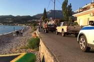 Αιγιάλεια: Επιχείρηση καθαρισμού των παραλιών Κραθίου και Συλιβαινιωτίκων από αυθαίρετες κατασκευές