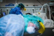 Κορωνοϊός: Ανεβαίνει ο αριθμός των νοσηλειών στα νοσοκομεία της Πάτρας