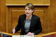 Χριστίνα Αλεξοπούλου: Η Πράσινη Μετάβαση αποτελεί κεντρική κυβερνητική στρατηγική