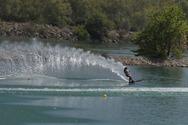 Λίμνη Στράτου - Σε εξέλιξη βρίσκεται η 1η ημέρα του Πανευρωπαϊκού Πρωταθλήματος Θαλάσσιου Σκι