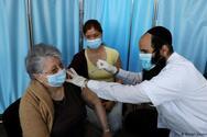 Ισραήλ: Στο 39% η αποτελεσματικότητα του εμβολίου της Pfizer