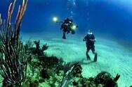 Το πρώτο υποβρύχιο μουσείο της Ελλάδας στην Αλόννησο παρουσιάζει σε ρεπορτάζ του το AFP