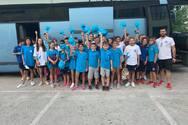 Ασταμάτητη η Ν.Ε. Πατρών στους θερινούς αγώνες των «μικρών» στην Αμαλιάδα!