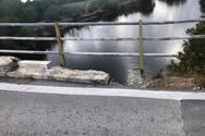 Πήγαν να ξεκινήσουν τις εργασίες στο γεφύρι της Καλόγριας στην καρδιά της τουριστικής περιόδου!