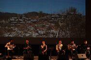 Κλέφτικα τραγούδια που εγκωμιάζουν τη ζωή από την Αρετή Κετιμέ στα Παλαιά Σφαγεία