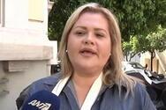 Η Χρύσλα Γεωργακοπούλου καθηλώνει για την επίθεση που δέχθηκε από οδηγό ταξί