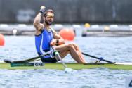 Ολυμπιακοί Αγώνες, Κωπηλασία: Χρυσός Ολυμπιονίκης ο Στέφανος Ντούσκος