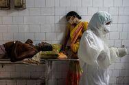 Ινδία - Ξεπέρασε τα 31.600.000 κρούσματα κορωνοϊού