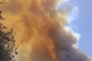 Το ΚΚΕ Αχαΐας στην φωτιά στην Αιγιάλεια
