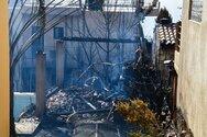 Πάτρα: Κοιμήθηκε για ένα βράδυ στο νέο του σπίτι στην Καρυά και ύστερα το είδε να καίγεται!