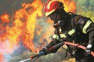Αχαΐα: Ξέσπασε φωτιά στην Πλάκα Καλαβρύτων