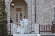Παντρεύτηκαν η Δανάη Μιχαλάκη κι ο Γιώργος Παπαγεωργίου (video)