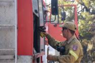 Αυξημένος κίνδυνος πυρκαγιάς σε Αχαΐα και Ηλεία την Δευτέρα