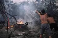 Πυρκαγιές 2021: Έχουν γίνει 18 συλλήψεις για εμπρησμούς σε όλη τη χώρα