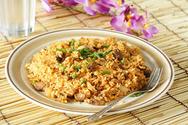 Ρύζι στο φούρνο με κοτόπουλο και καλαμπόκι