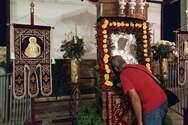 Πάτρα: Κόσμος τίμησε με κατάνυξη την Ιερά Μονή Γηροκομείου (φωτο)