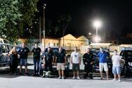 Αιγιάλεια: Drive in, γρήγορα αυτοκίνητα και αλληλεγγύη για τους εθελοντές δασοπυροσβέστες