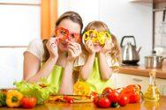 Μαθήματα υγιεινής διατροφής για παιδιά