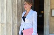 Χριστίνα Αλεξοπούλου: «Συγχαρητήρια στους μαθητές και μαθήτριες που πέτυχαν την εισαγωγή τους στην Ανώτατη Εκπαίδευση»